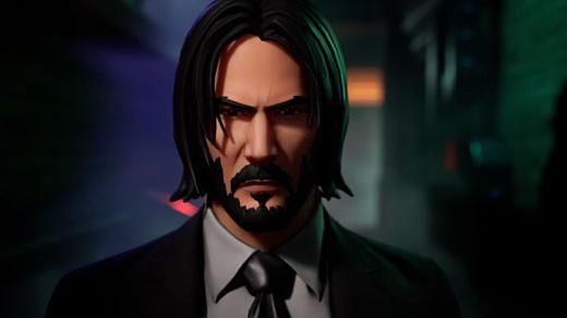 В Fortnite запустили особый режим с Джоном Уиком в главной роли