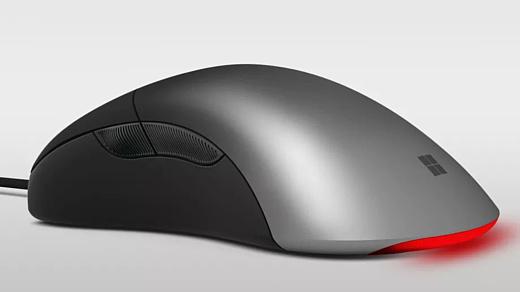 Новая мышь Microsoft Pro IntelliMouse предназначена для геймеров