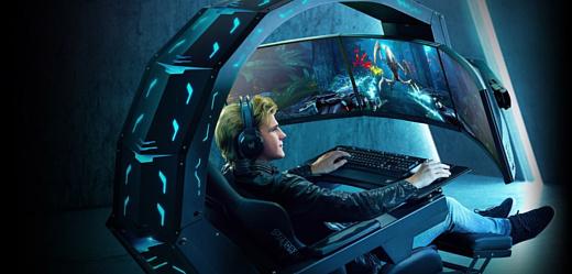Геймерский кокпит Acer Predator Thronos начали продавать в Европе — за €18 тысяч