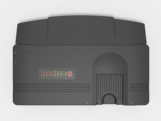 Konami выпустит ретро-консоль TurboGrafx-16 Mini