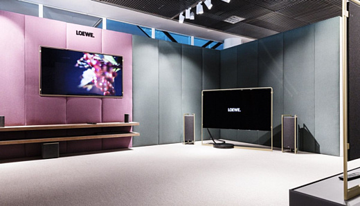 Немецкий бренд электроники класса «люкс» Loewe обанкротился