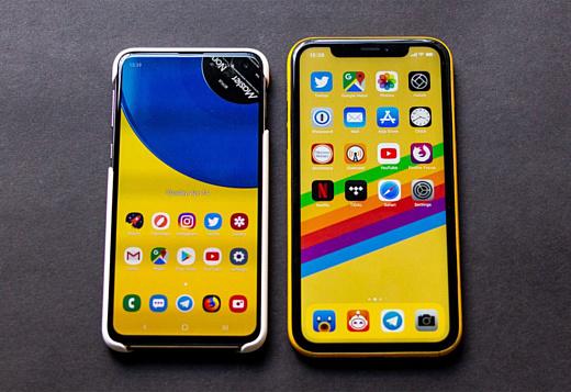 В первой половине 2019 на мобильные приложения потратили почти $40 млрд