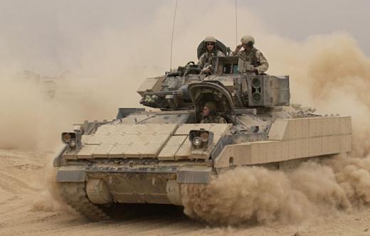 Роботизированные машины Армии США начнут тестировать в 2020