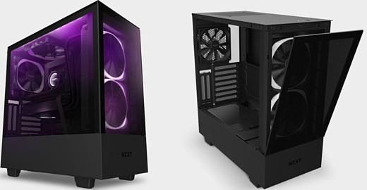 Новые корпусы NZXT в форм-факторах mid-tower и mini-ITX появятся в продаже в начале августа