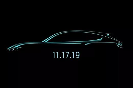 Ford представит свой электрический внедорожник 17 ноября