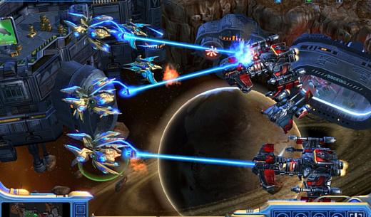 ИИ DeepMind научился побеждать лучших игроков в StarCraft II
