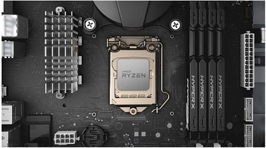 AMD представила новый процессор Ryzen 5 3500