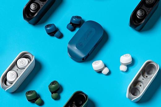 JLab анонсировала беспроводные наушники всего за $29