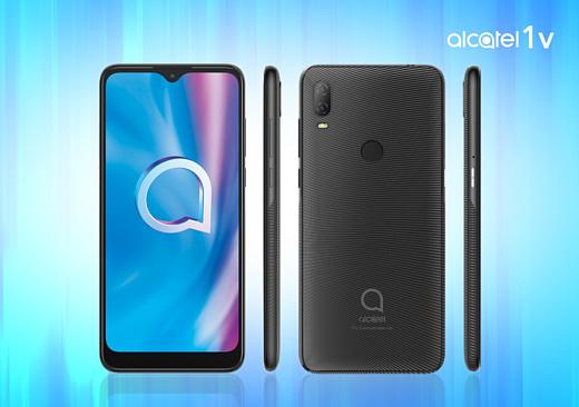 Alcatel показала новые мобильники 3L, 1S, 1V и 1B