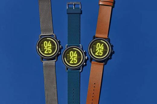 Skagen выпустила новые умные часы Falster 3