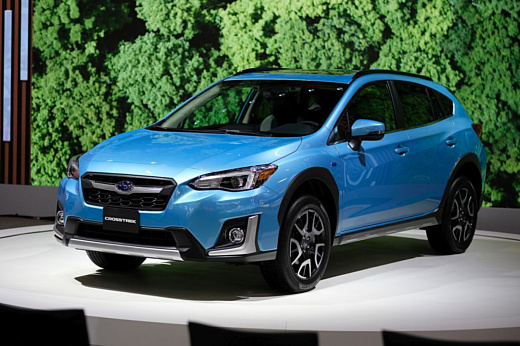 Subaru полностью перейдет на электрические авто к середине тридцатых годов
