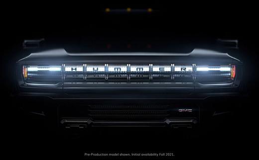 GMC выпустит электрический Hummer мощностью в 1000 л.с.