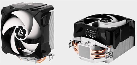 Arctic Freezer 7 X — новый кулер для процессоров за $20