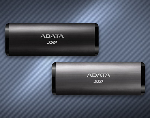 Adata выпустила скоростные внешние SSD SE760
