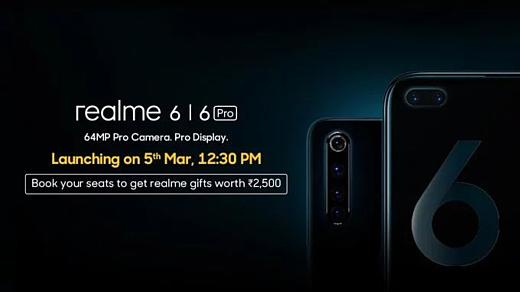 Realme 6 Pro с 8 ГБ RAM прошел тест Geekbench