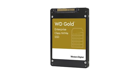 Western Digital выпустила новые серверные SSD WD Gold