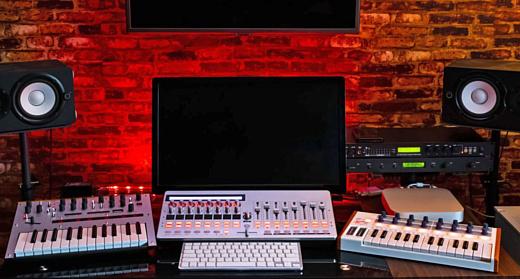 Behringer создает новую бесплатную рабочую станцию для работы со звуком