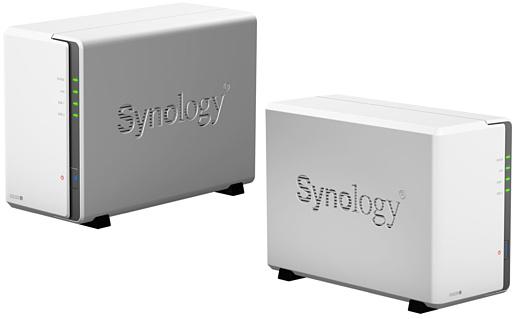 Synology анонсировала бюджетную домашнюю NAS-систему DiskStation DS220j