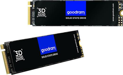 GOODRAM анонсировала недорогие NVMe SSD PX500