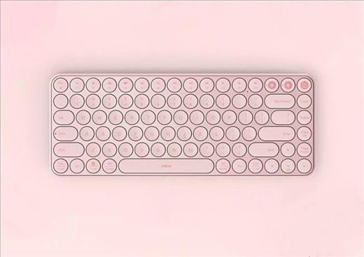 Xiaomi выпустила беспроводную клавиатуру MIIIW Air 85