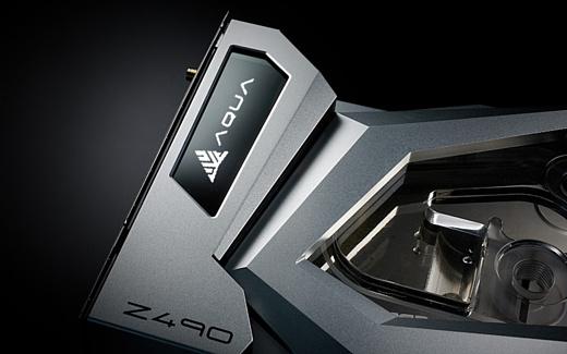 ASRock Z490 Aqua — новая топовая материнская плата со встроенной системой водяного охлаждения