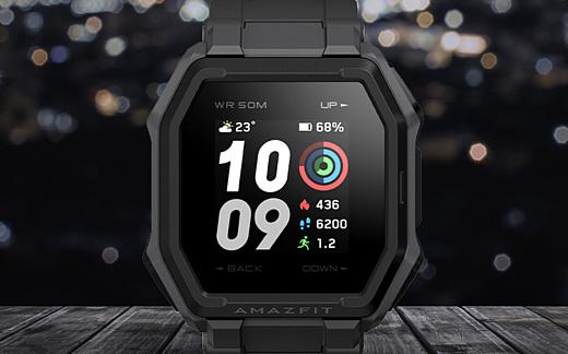 Xiaomi представила умные часы Amazfit Ares