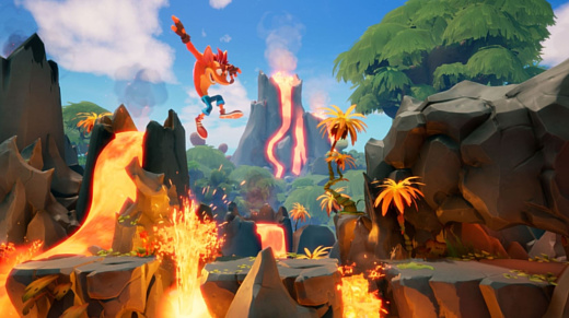 Activision анонсировала Crash Bandicoot 4: It's About Time