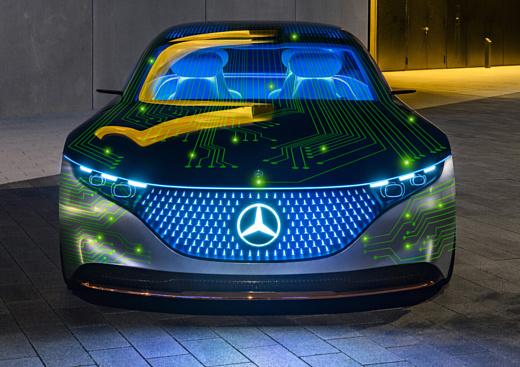 Nvidia и Mercedes вместе разработают автокомпьютер нового поколения