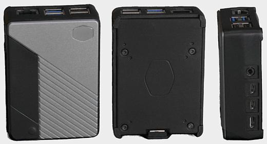 Cooler Master выпустила компактный корпус для Raspberry Pi 4