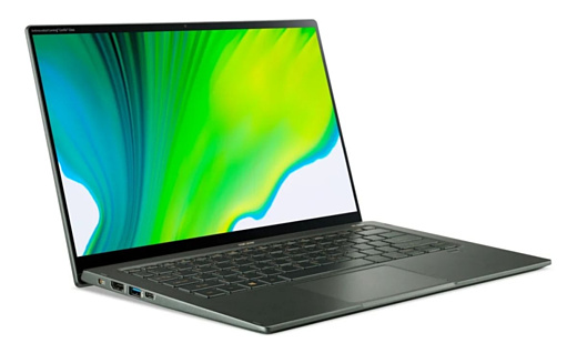 Acer обновила легкие ноутбуки Swift 3 и Swift 5