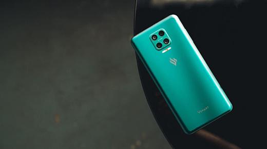 Vsmart Aris Pro — еще один смартфон с подэкранной селфи-камерой