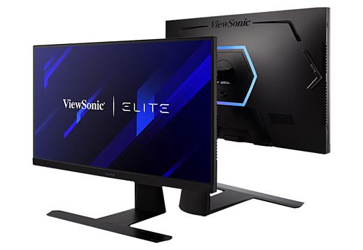 ViewSonic выпустила 165-герцовый игровой монитор Elite XG270Q
