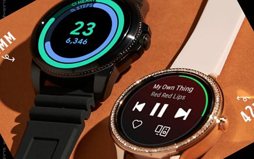 Fossil анонсировала несколько новых умных часов с Wear OS на борту