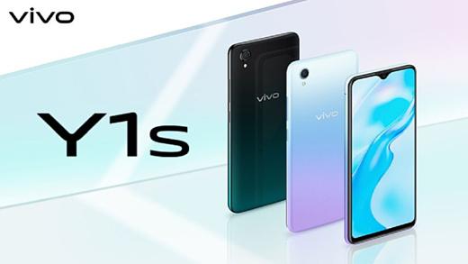 Vivo показала бюджетный смартфон Y1s за $108