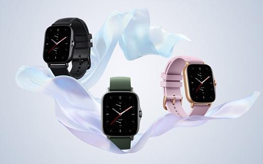 Amazfit выпустила новые умные часы GTS 2e и GTR 2e