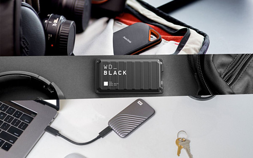 Western Digital анонсировала новые внешние SSD SanDisk, WD и WD_Black емкостью до 4 ТБ