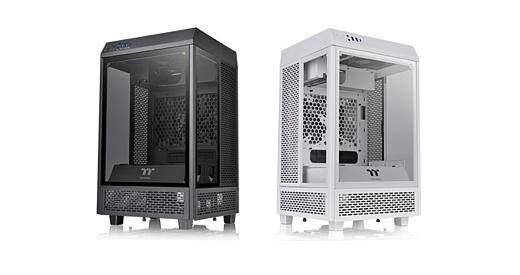 Thermaltake выпустила новый Mini ITX-корпус Tower 100