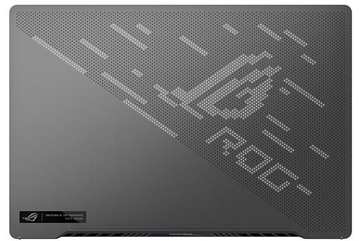 Asus показала новый мощный ноутбук ROG Zephyrus G14