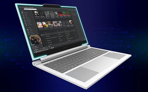 Avita Admiror II — ноутбук с тремя веб-камерами