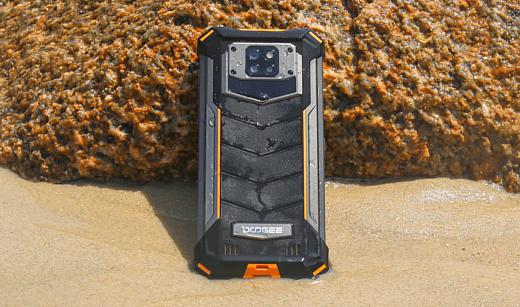 Doogee анонсировала новый защищенный смартфон S88 Plus