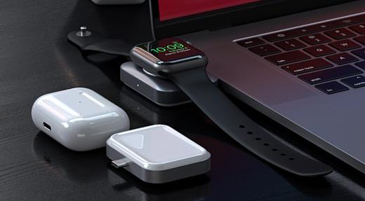Satechi выпустила новое ЗУ с USB-C для зарядки Apple Watch и AirPods