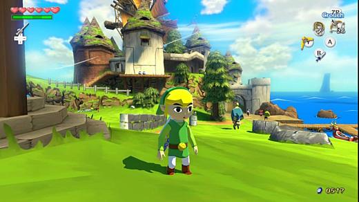 Слух: в 2021 на Nintendo Switch появятся The Legend of Zelda: The Wind Waker и Twilight Princess