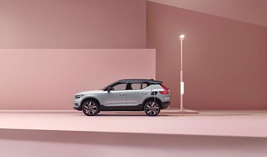 К 2030 году Volvo полностью перейдет на электрические двигатели