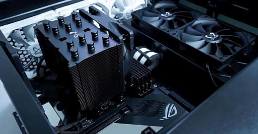 Scythe анонсировала новый процессорный кулер Mugen 5 Black Edition