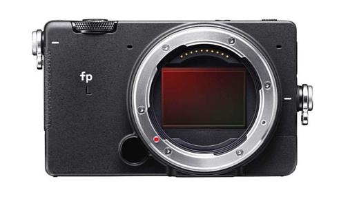 Sigma fp L — новая полнокадровая 64 Мп камера с компактным корпусом