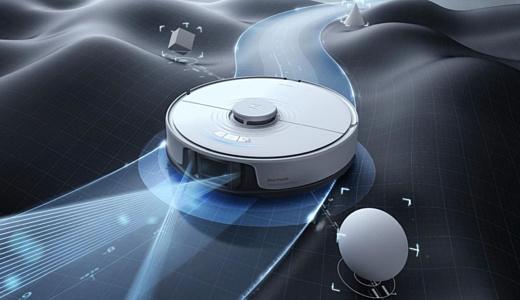 В Китае показали новые роботы-пылесосы Roborock T7S