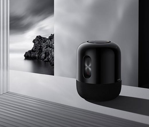 Huawei анонсировала умную колонку Sound, созданную вместе с экспертами Devialet
