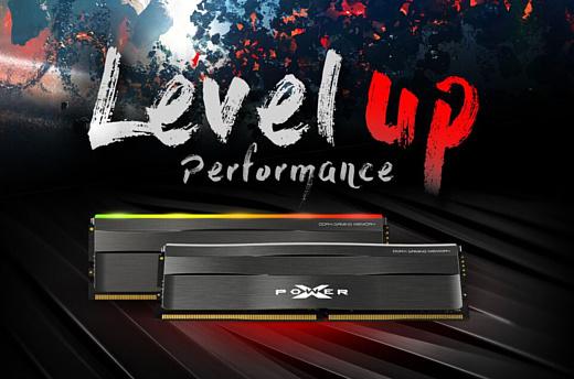 Silicon Power выпустила новую оперативную память XPOWER Zenith DDR4