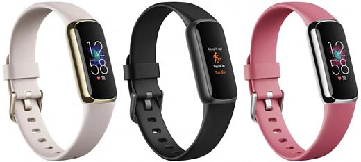 Утечка: Fitbit готовит к анонсу новый браслет Luxe