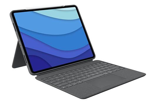 Logitech показала новую клавиатуру для планшетов iPad Pro
